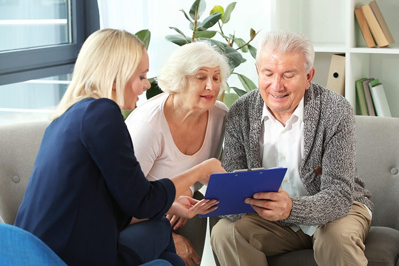 selling assisted living facility