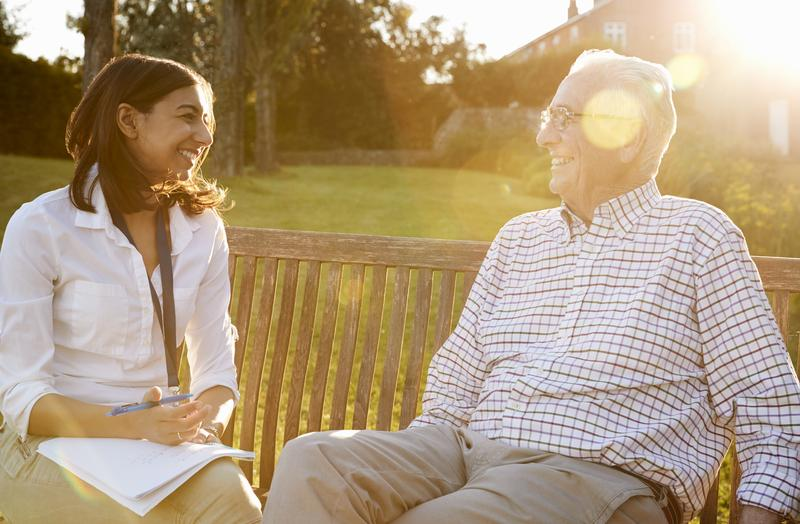 assisted living marketing campaign